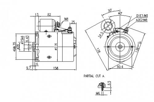 dc 1 6kw f bucher hydraulics