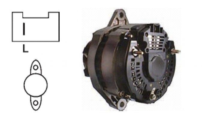 Lichtmaschine Massey Ferguson Traktor 12V/70A MF3050,MF3055,MF3060 ...