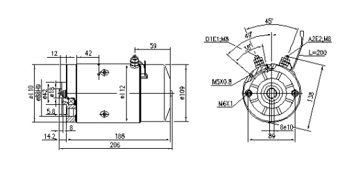 dc 1 5kw f bucher hydraulics